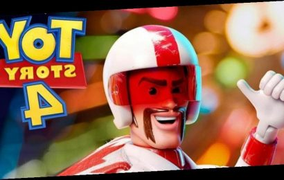 Evel Knievel Estate Sues Disney and Pixar Over 'Toy Story 4' Character Duke Caboom