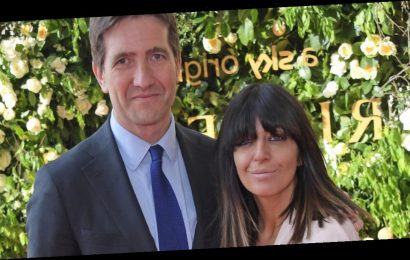 Claudia Winkleman fell for husband Kris after hot sex 'made her head shoot off'