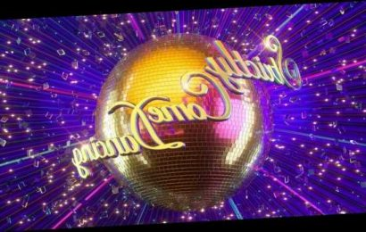 How Zoe Ball got the highest ever week one Strictly Come Dancing score – a 35