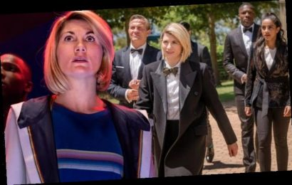 Doctor Who star teases Jodie Whittaker showdown with Daleks: 'A whole lot of work'
