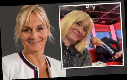 Louise Minchin reacts to big change in BBC Breakfast's presenting team: 'Great news'