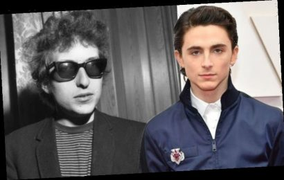 Bob Dylan biopic 'CANCELLED': Timothee Chalamet film 'not happening' due to COVID-19