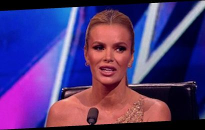 'Amanda Holden should join OnlyFans to show her body' says Ryan-Mark Parsons