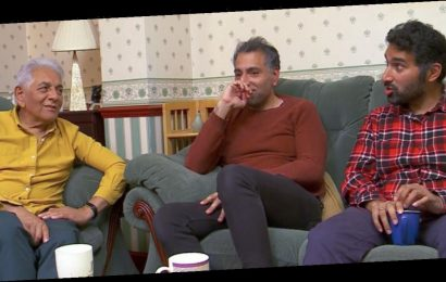Inside Gogglebox The Siddiquis lives from day jobs to rarely seen family