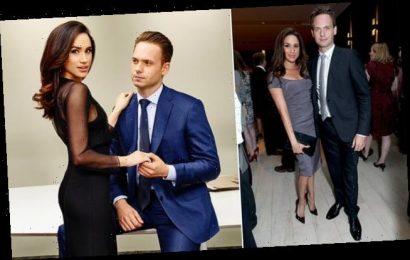 Meghan Markle's ex-Suits co-star says he's 'too intimidated' to call