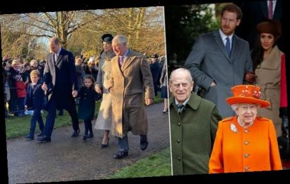 Buckingham Palace denies Queen will not attend church on Christmas day