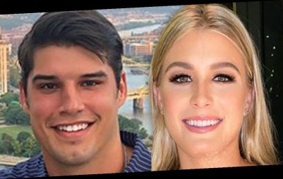 Tennis Star Genie Bouchard Dating NFL QB Mason Rudolph