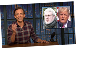 Seth Meyers Says Trump Has Gone 'Full Hodor' Complaining About COVID-19