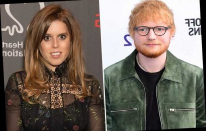 Ed Sheeran's manager brands Princess Beatrice a 'f****** idiot' for 'slicing star's cheek with sword'