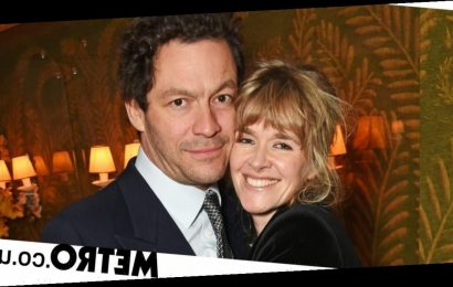 Dominic West's wife 'devastated' as pictures emerge of him 'kissing' Lily James