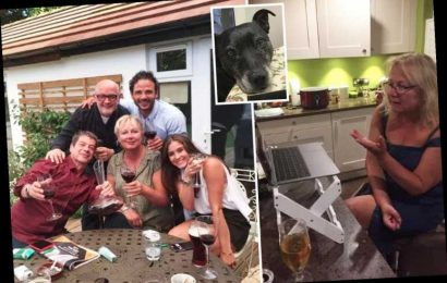 Inside Coronation Street star Sue Cleaver's home with adorable dog and flowery garden – The Sun
