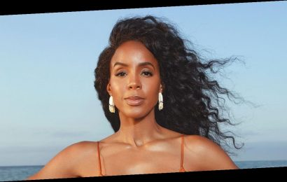 Future Fam of 4! Pregnant Kelly Rowland, Tim Weatherspoon Expecting 2nd Baby