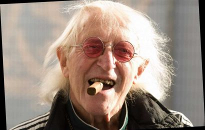 When is the Jimmy Savile drama The Reckoning on BBC One?