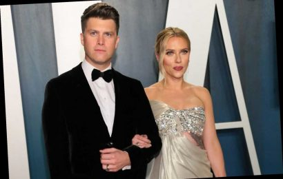Scarlett Johansson and fiance Colin Jost get married in secret ceremony after three years together