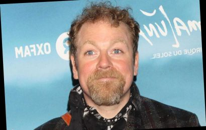 Rufus Hound announces he's split with wife of 13 years after signing up for Dancing On Ice