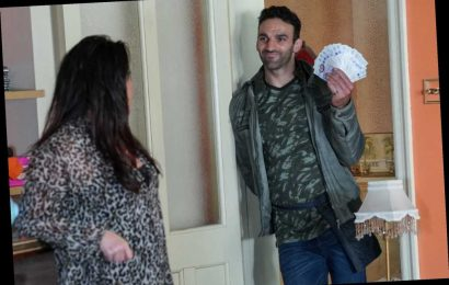 EastEnders spoilers: Kush Kazemi turns to gambling to pay the rent as landlord Suki Panesar threatens to evict them