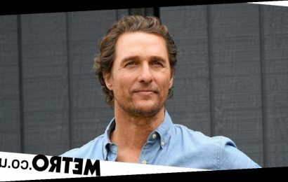 Matthew McConaughey's mum didn't let dad's body be covered after dying amid sex