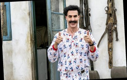 'Borat: Subsequent Moviefilm' Movie Review: Sacha Baron Cohen Borats Harder