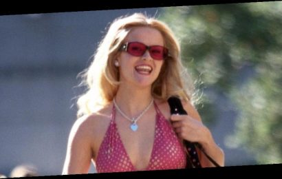 Reese Witherspoon Announces Virtual 'Legally Blonde' Reunion