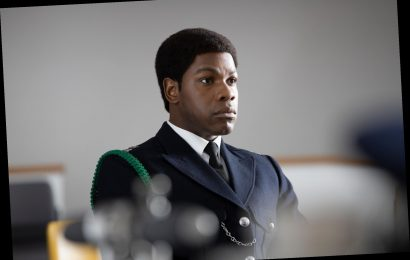 'Red, White and Blue' Review: John Boyega Gives Career-Best Performance as Activist Policeman