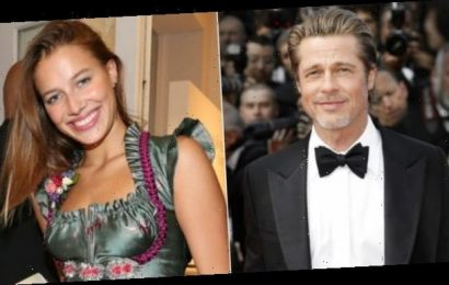 Nicole Poturalski: Brad Pitt's Girlfriend Complains of Being Bullied Online
