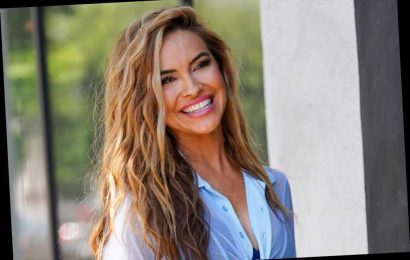 Chrishell Stause jokes about when she'll start dating again