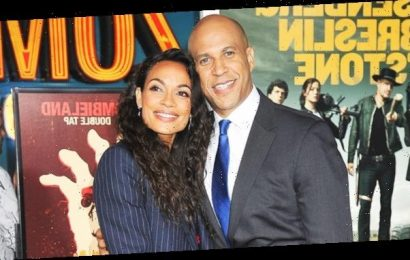 Cory Booker Gushes Over Rosario Dawson After She Moves In: It's The 'First Time' I've 'Lived With Somebody'
