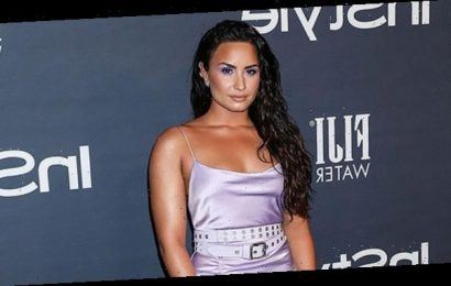 Demi Lovato Gushes Over Her Natural Breasts That Developed After 'Letting Go' Of Eating Issues