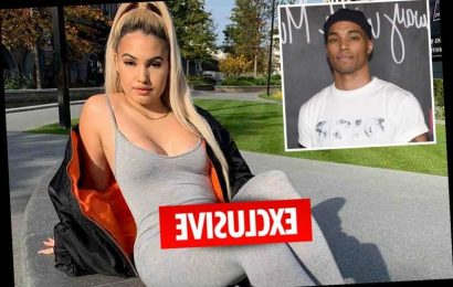 Brit Award winner Mabel strikes up unlikely romance with US actor Rome Flynn – who's 5,000 miles away