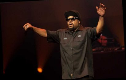Ice Cube Clarifies Role in Helping Trump Admin Develop 'Platinum Plan'