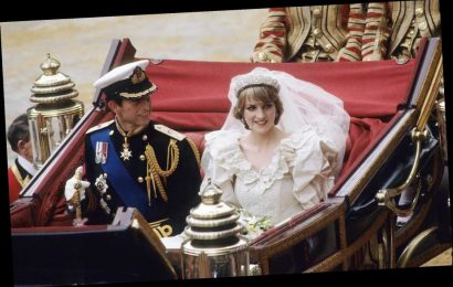 Princess Diana's Wedding Dress Designer Approves of The Crown's Take on Her Gown