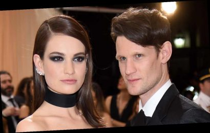 Lily James Report About Her & Matt Smith Emerged Days Before Dominic West Photos