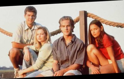 Why the new theme song for Dawson's Creek has fans seeing red