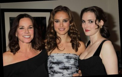 Why Winona Ryder Had To Send Natalie Portman an Apology Letter After 'Black Swan'