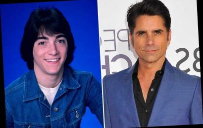 John Stamos volunteers to join #HappyDays reunion as Chachi