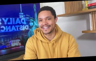 Trevor Noah And The Daily Social Distancing Show Talks About A Pretty Fly VP Debate