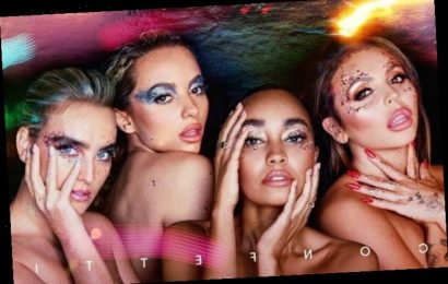 Little Mix Takes a Dig at Simon Cowell on New Album