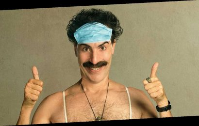 'Borat 2': Sacha Baron Cohen Takes on COVID-19 in First Trailer