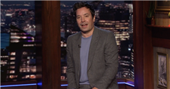 Jimmy Fallon: 'Even Trump Supporters Are Turning Blue'