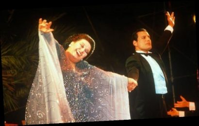 Freddie Mercury's joy: His beautiful moment with Montserrat Caballe YEARS before Barcelona