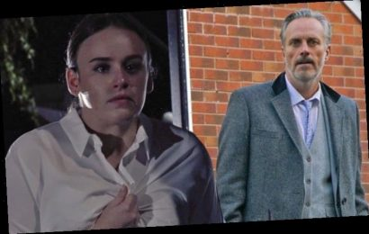 Coronation Street spoilers: Faye Windass raped by Ray Crosby in horrific office attack