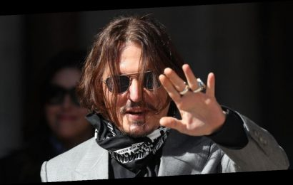 London High Court to deliver ruling in Johnny Depp libel case