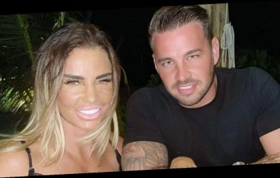 Katie Price 'excited to take pregnancy test' after 'baby-making' trip