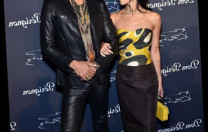 Lenny Kravitz Says His Relationship With Daughter Zoë Kravitz Is 'A True Blessing'