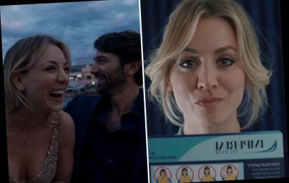 Kaley Cuoco fans rejoice as The Flight Attendant drops premiere a week early – but there's a catch