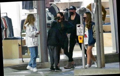 Pastor Carl Lentz spotted out with his family after affair revelation