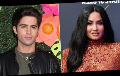 Demi Lovato Jokes About Ending Engagement to Max Ehrich at PCAs