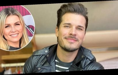 Gleb Savchenko Smiles on 'DWTS' After Estranged Wife's Cheating Claims