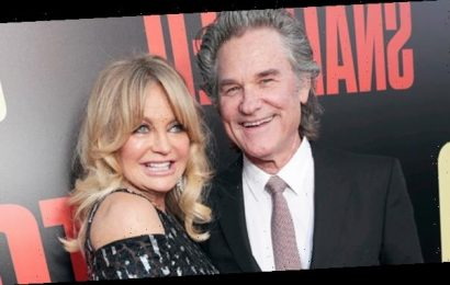Goldie Hawn Gushes Over The Sweet Reason She Fell In Love With Kurt Russell 38 Years Ago