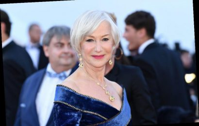 Helen Mirren Says She 'Fell A Little Bit in Love' With This Marvel Star